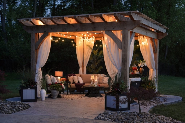 We assembly gazebos and other outside furniture and specialty items in the Fresno/Clovis Ca