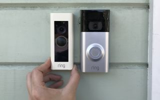 Ring Door Bell Installation