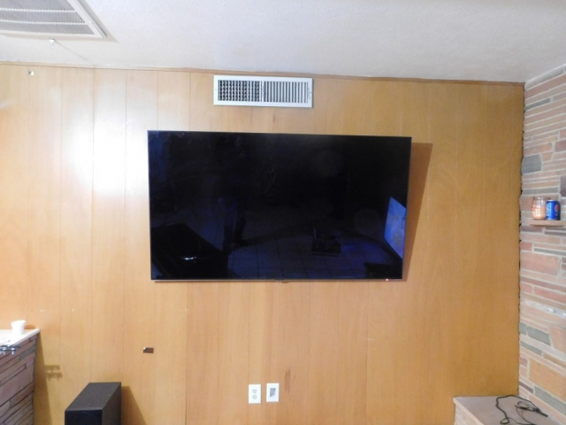 tv mounting and power outlet clovis ca