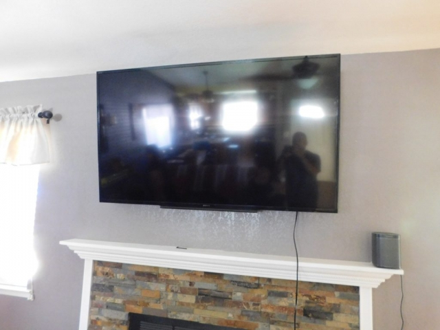 TV Mounting in Fresno and Clovis