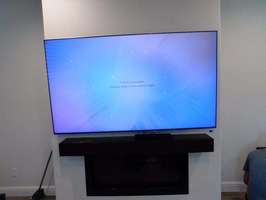 Fresno Cheap TV Mounting Services