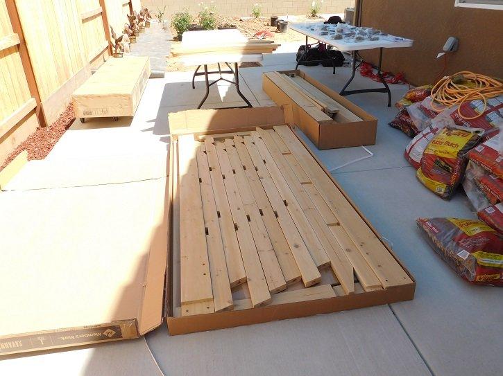 Costco Gazebo Wood