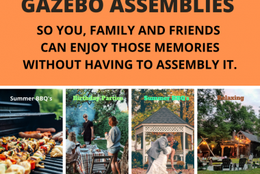 Gazebo Assembly Services Fresno/Clovis Ca