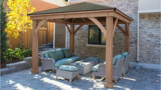12 X 12 Yardistry Gazebo Assembly Services