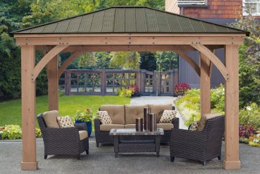 Yardistry Gazebo Assembly Services