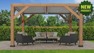 13 X 11 Yardistry Gazebo Assembly Services