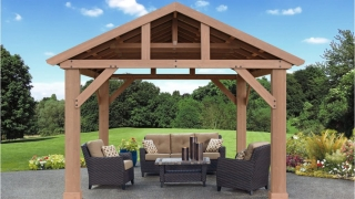 14 X 12 Yardistry Gazebo Assembly Services