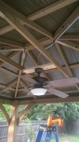 Ceiling Fan Installations
