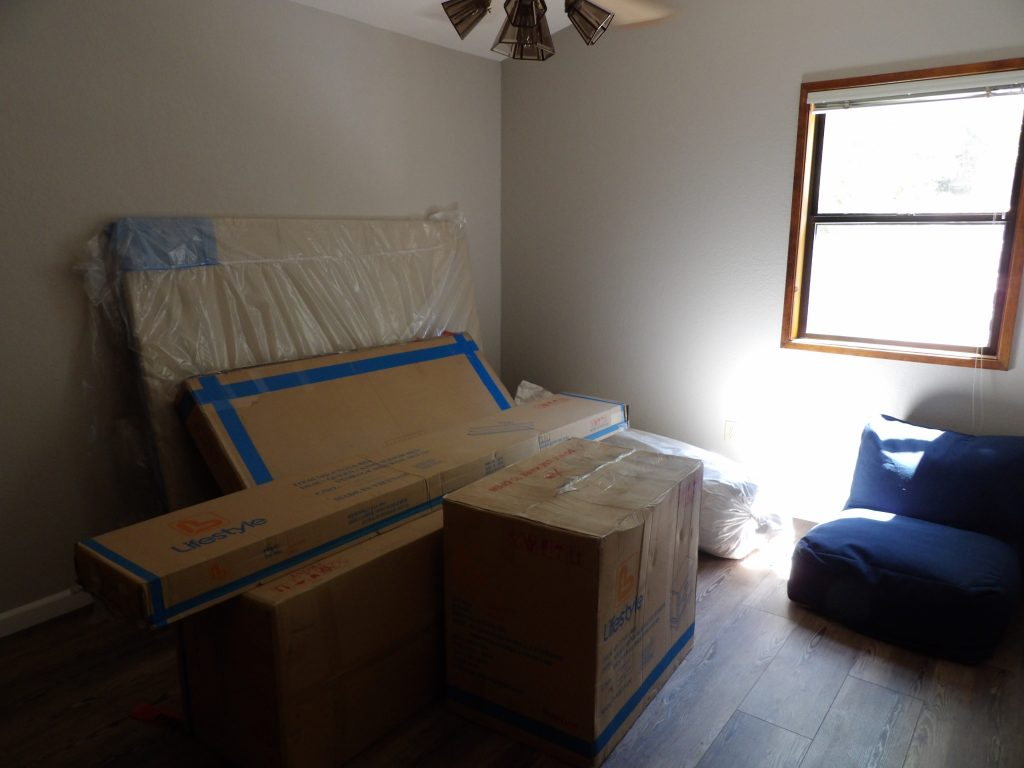 We Assemble Vacation Home Furniture in California