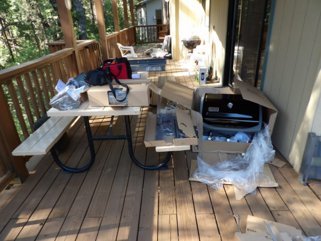Grill Assembly Services