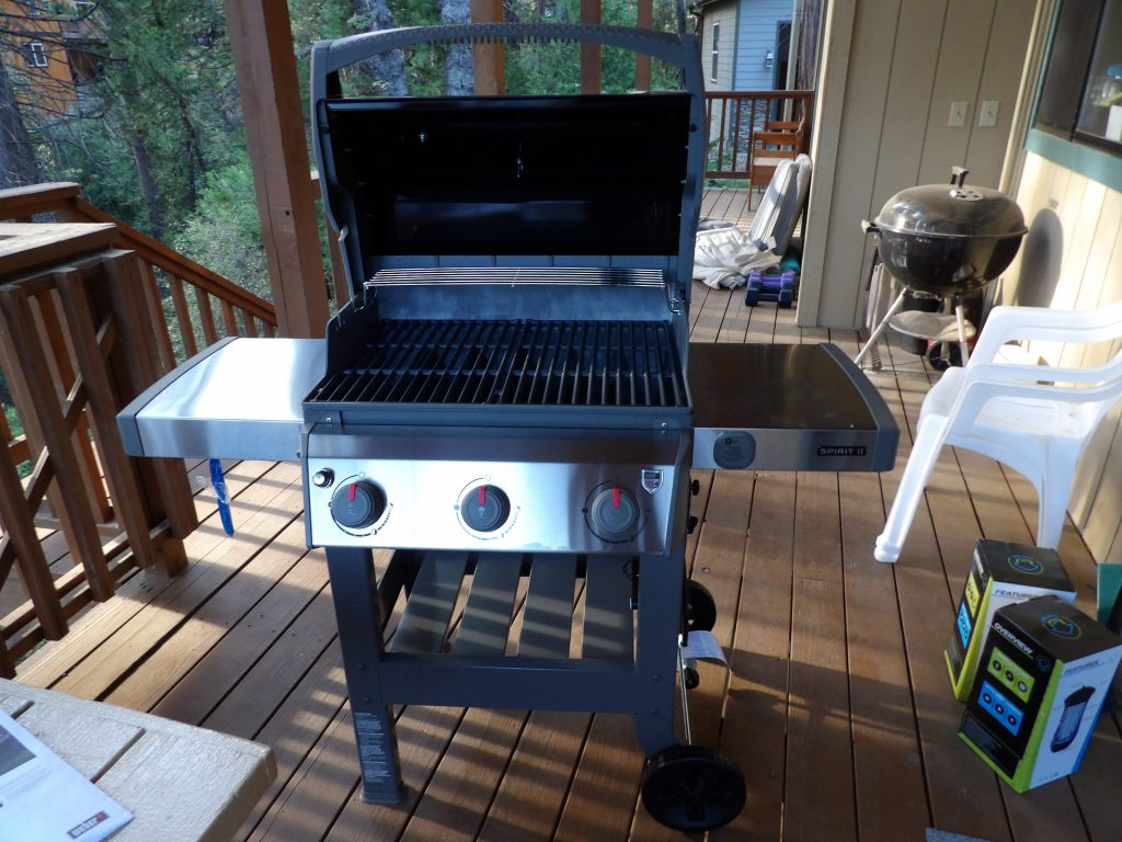 Weber Grill Assembly Services