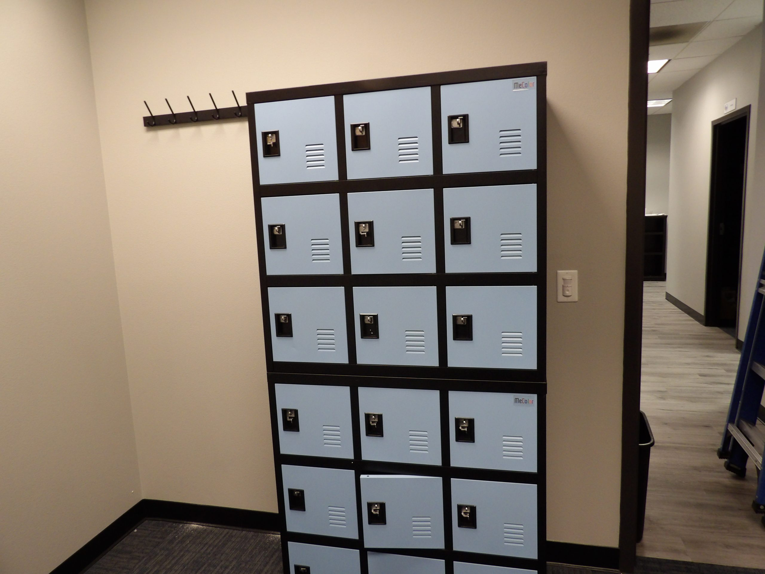 Stacked Double Lockers Assembly Services