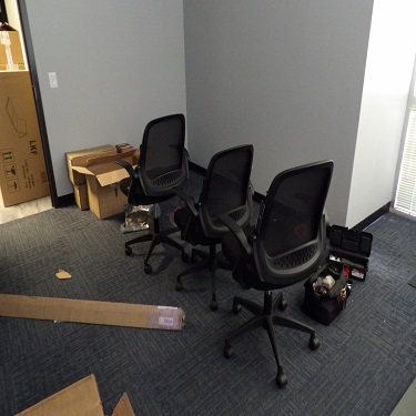 Office Chair Assembly Services