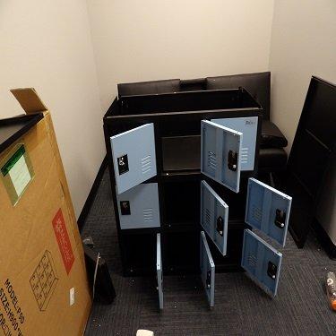 Locker Assembly Services