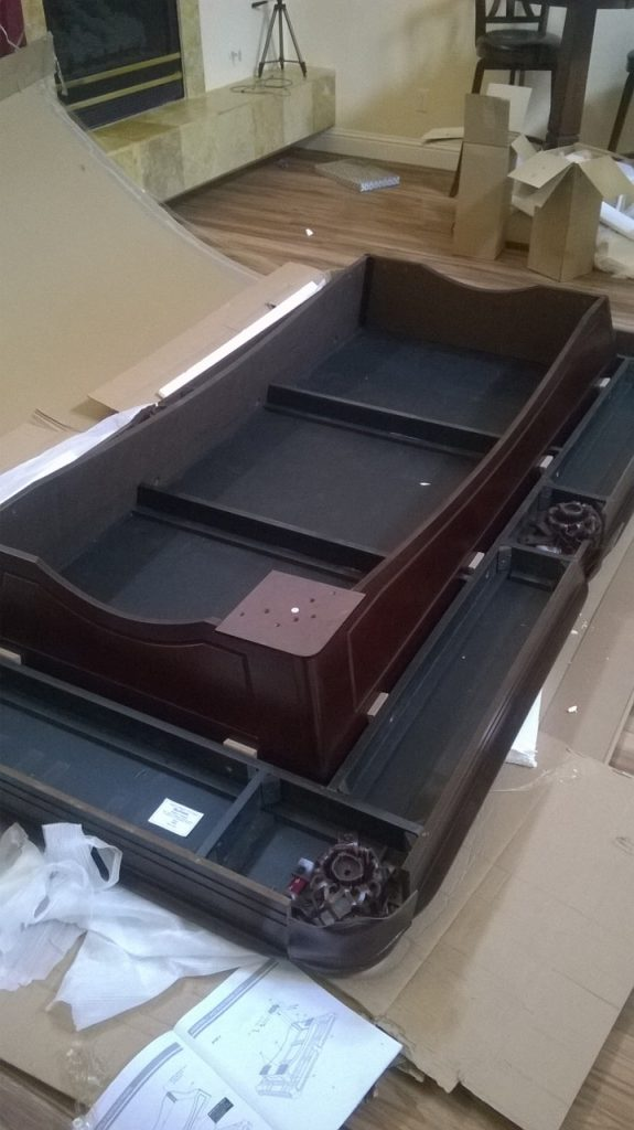 Pool Table Assembly Services