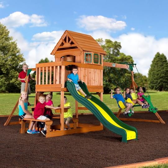 Assemblyhub.us Play Set Assembly Services