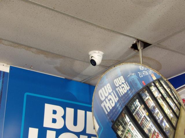 Liquor Store Security Camera Installations