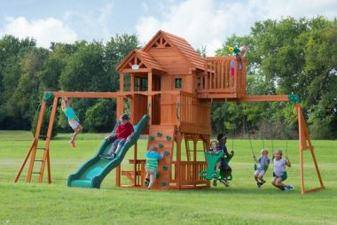 Kids Play Ground Assembly Services